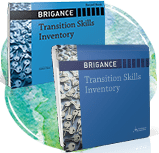 Transition Skills Inventory and record book.