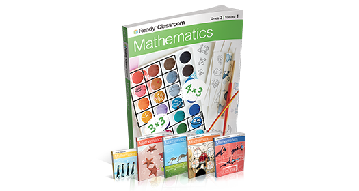 Ready Classroom Mathematics Student Worktexts.