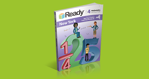 Ready NY, NGLS Edition for Mathematics Student Instruction Book.