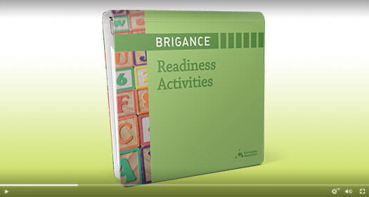 BRIGANCE Readiness Activities demo video.
