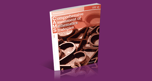 Comprehensive Assessment of Mathematics Strategies.
