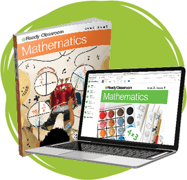 Ready Classroom Mathematics Student Worktext and Digital Student Worktext.