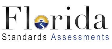 Florida Standards Assessments logo.