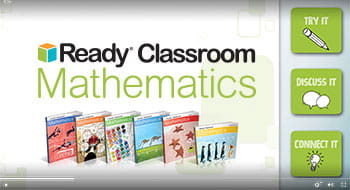 Preview of Ready Classroom Mathematics Routine Video