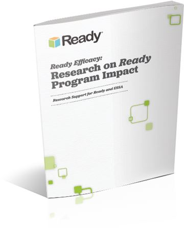 Research Report titled Ready Efficacy: Research on Ready Program Impact