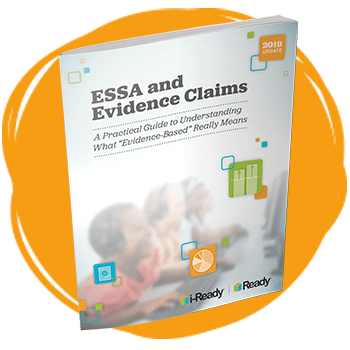 ESSA and Evidence Claims whitepaper cover.