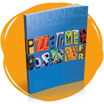 PHONICS for Reading Second Level Student Book.