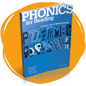 PHONICS for Reading Second Level Teacher Guide.
