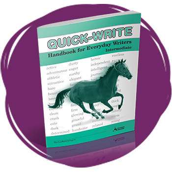 QUICK-WRITE Handbook for Everyday Writers: Intermediate.