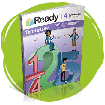 Ready Tennessee Mathematics Grade 4 Student Instruction Book.