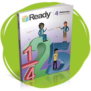 Ready Mathematics Grade 4 Student Instruction Book.