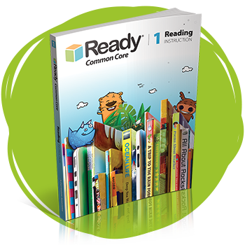 Ready Common Core Reading Grade 1 Student Instruction Book.