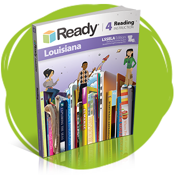 Ready Louisiana Reading Grade 4 Student Instruction Book.
