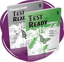 TEST READY Science Student Book and Teacher Guide.