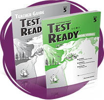 TEST READY Social Studies Student Book and Teacher Guide.