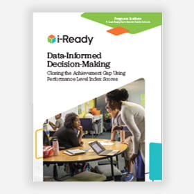 i-Ready case study cover.