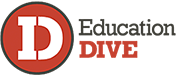 Education Dive logo.