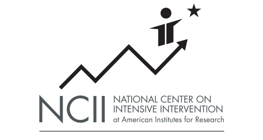 National Center on Intensive Intervention (NCII) logo.