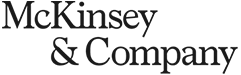 McKinsey and Company logo.