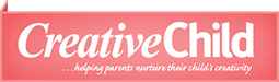 Creative Child Magazine logo.
