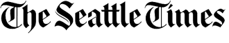 The Seattle Times logo.