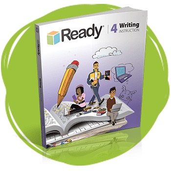 Ready Writing Grade 4 Student Instruction Book.