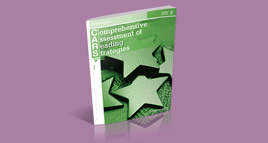 Comprehensive Assessment of Reading Strategies book.