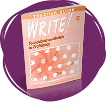 WRITE! Grade 5 Teacher Guide.