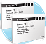 Screens III Spanish Directions