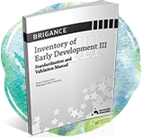 Inventory of Early Development II Standardization and Validation Manual.