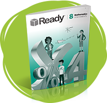 Ready Mathematics Grade 8 Assessments Student Book.