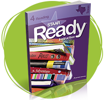 STAAR Ready Reading Grade Student Book