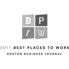 2017 Best Places To Work - Boston Business Journal