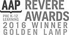 AAP Pre-K-12 Learning Revere Awards 2016 Winner Golden Lamp